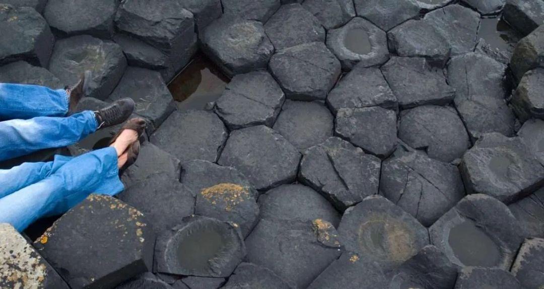 Giant Causeway Granite polygonal columns