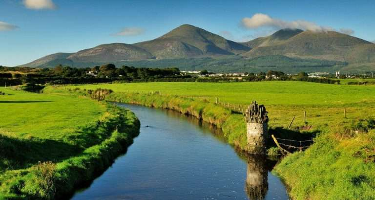 Slieve Donard, Mourne Mountains