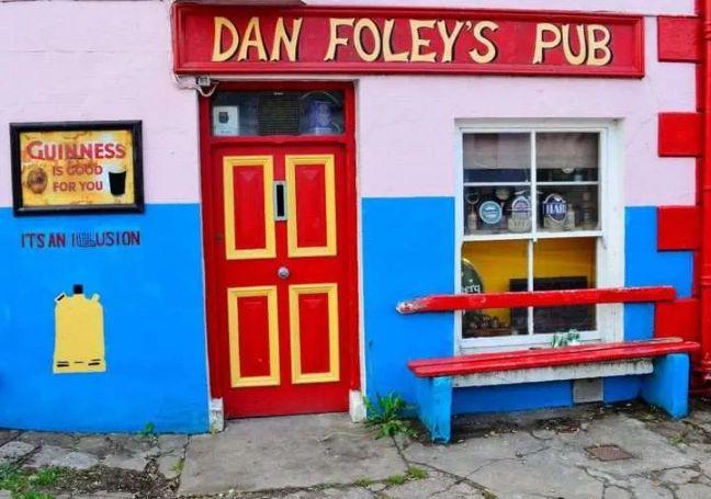 Dan Foleys Kerry Ireland