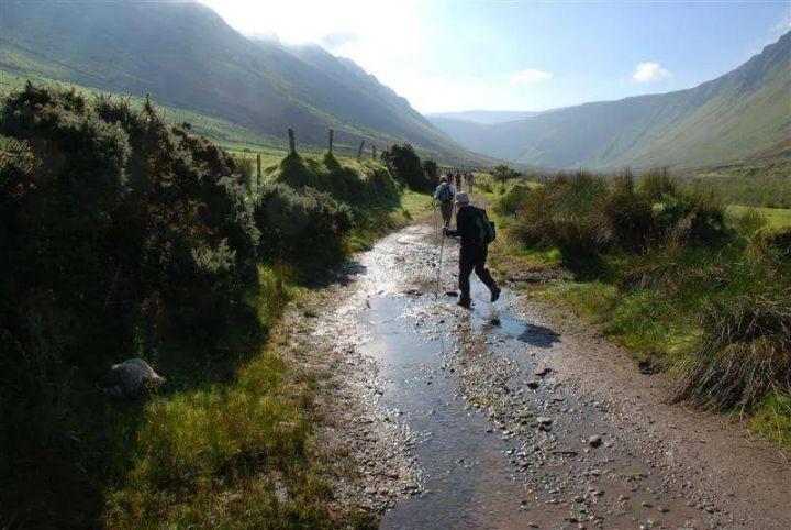 Dingle Way Hiking trail