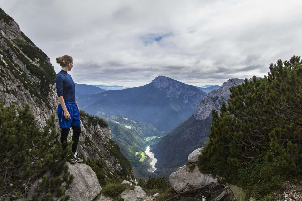 Hiking SLOVENIAN MOUNTAIN TRAIL